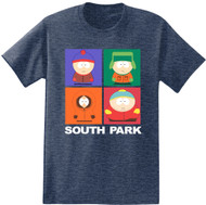 South Park The Crew Adult T-Shirt