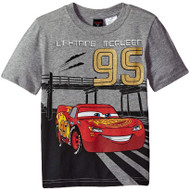 Disney Cars Lightning Mcqueen Youth T-Shirt