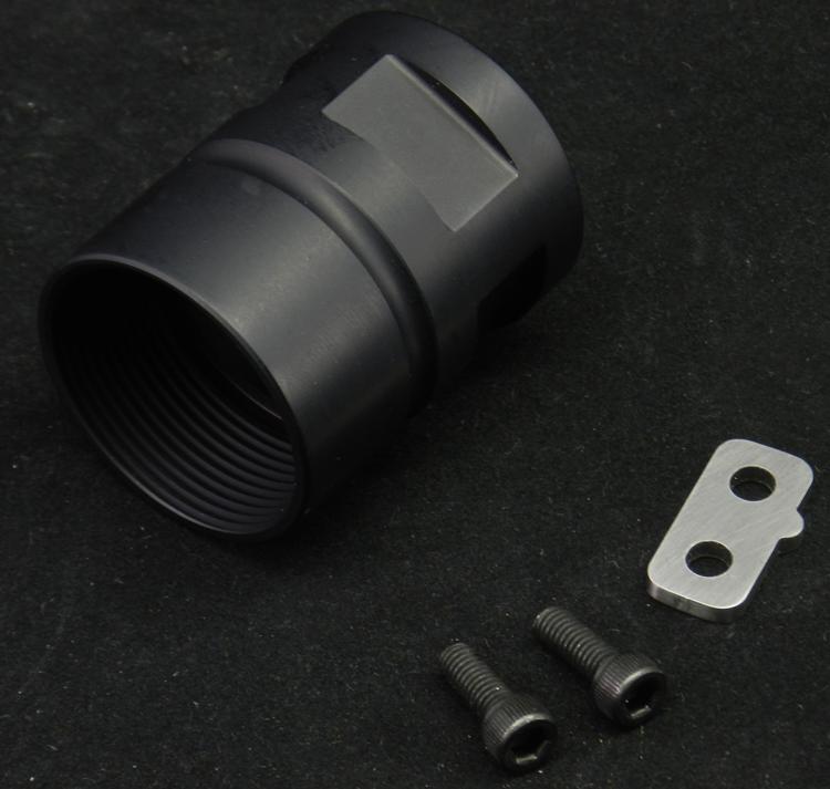 308 7075-T6 Barrel Nut/DPMS Profile