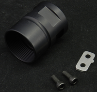 .308 7075-T6 Barrel Nut/DPMS Profile