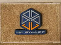 JL Billet Logo Patch