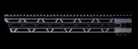 "MLA 308 15"" Angle Cut M-Lok Handguard"