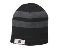 JL Billet Fleece-Lined Striped Beanie