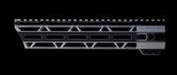 """JL Billet 10.6"""" LRG Suppressor Rail"""