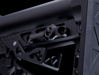 Close up of QD sling mount