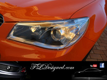 Holden Vf Clear headlight covers www.fldesigned.com
