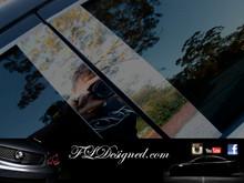 Chrysler 300c Chrome Pillars. Get yours now www.fldesigned.com