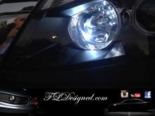 Isuzu Dmax L.E.D Parker lights by FL Designed aka FLD