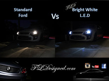 Ford/ FPV Fg L.e.d Parker lights by fldesigned aka fld
