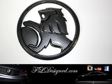 Carbon fibre look Holden badges by FLDesigend aka FLD