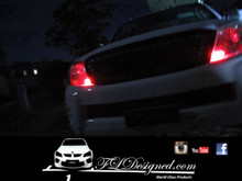 Toyota Hilux Red l.e.d parkers by FLDesigned aka FLD www.fldesigned.com