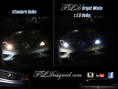 Mazda Bt50 2012-2016 L.E.D Parker bulbs by FLDesigned aka FLD  www.fldesigned.com