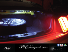 Ford Mustang L.E.D Boot/ trunk lights – Bright white by FLdesigned Get yours now at  www.fldesigned.com