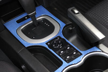 Holden Ve Commodore Carbon fibre interior Kit Auto Series 1- Light Blue