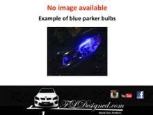 Nissan Navara Blue L.E.D Parker Bulbs