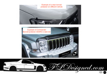 2006-2010 Jeep Commander CLEAR Bonnet Protector, shield, guard