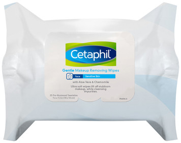 Gentle Makeup Removing Wipes