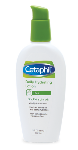 Daily Hydrating Lotion With Hyaluronic Acid Cetaphil Store