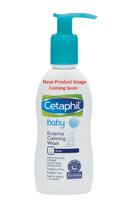 Baby Moisturizing Wash