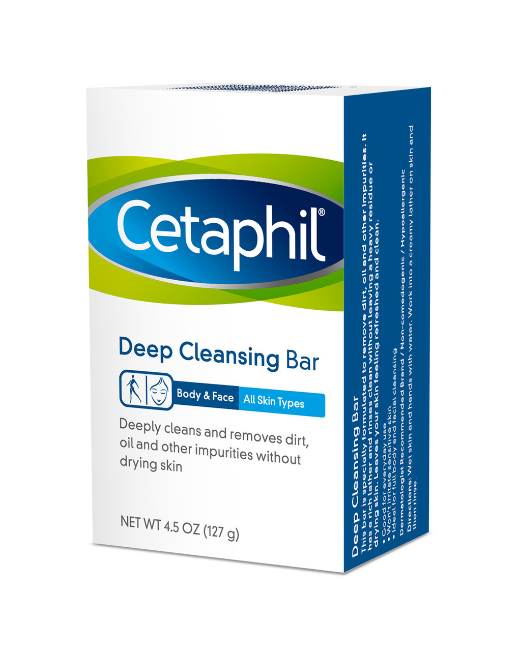 Gentle Cleansing Bar by cetaphil #3