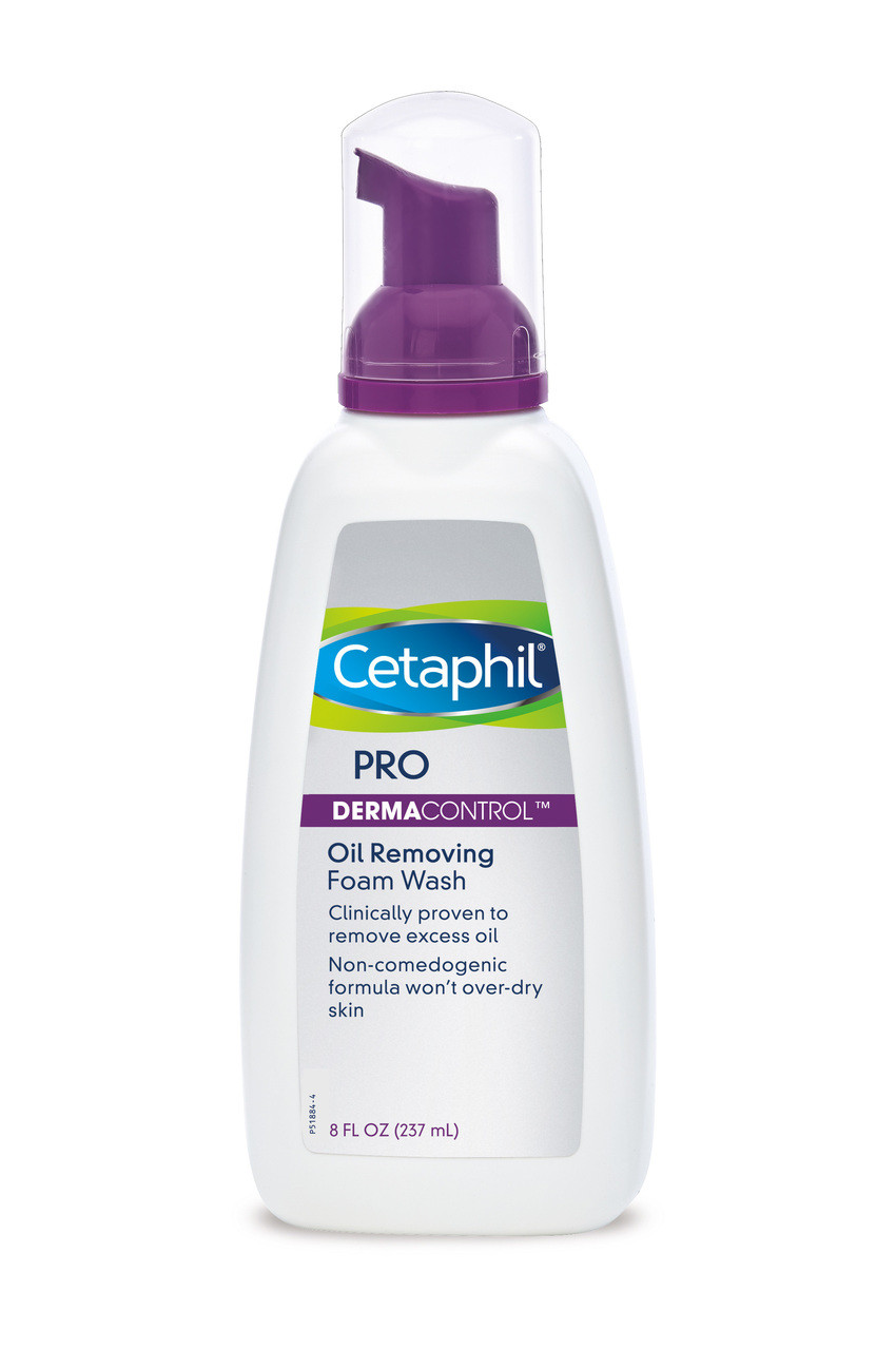 cetaphil oil free cleanser