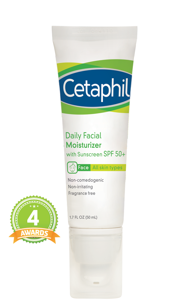 Daily Facial Moisturizer With Spf 50 Cetaphil