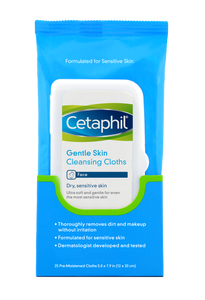 Gentle Skin Cleansing Cloths