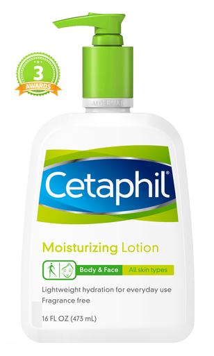 Moisturizing Lotion Cetaphil