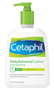 Best Seller DailyAdvance Lotion