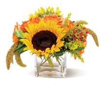 Sunflower Posy