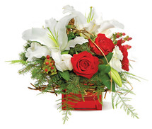 Bright Christmas Bouquet