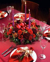 Custom Designed- Holiday Centerpiece