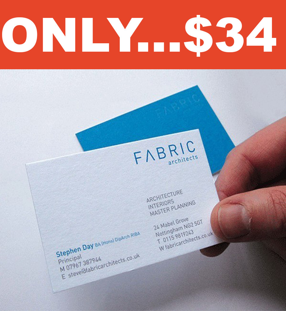Get 45% off your first order of 1,000 Business Cards