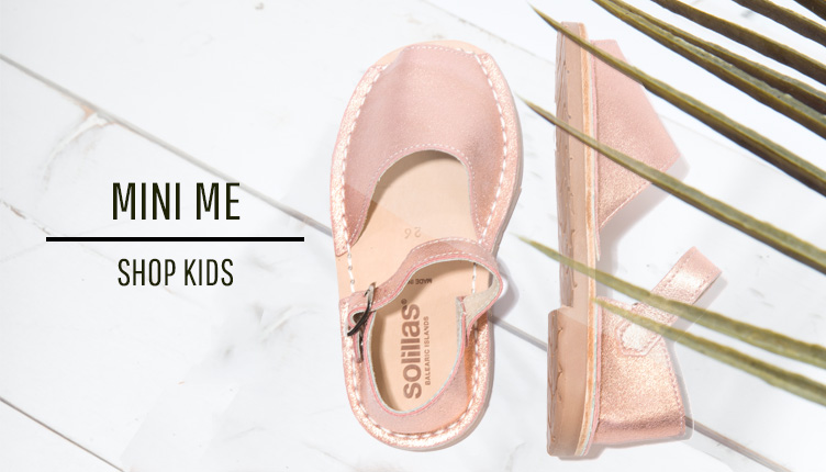 Solillas Mini Me Sandals