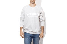 Grey Men's Sweatshirt