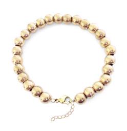 316-BBG Bead Bracelet GOLD