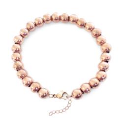 316-BBR Bead Bracelet ROSE