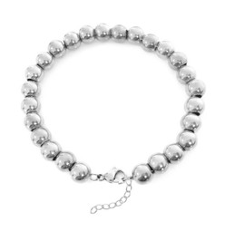 316-BBS Bead Bracelet SILVER