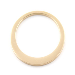 Offset Washer - LRG (32mm) GOLD