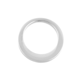Offset Washer - MED (25mm) SILVER