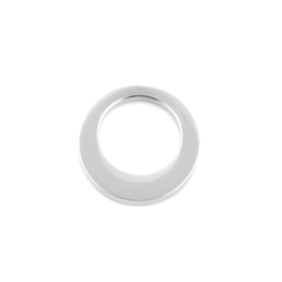 Offset Washer - SML (19mm) SILVER