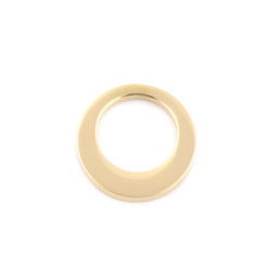 Offset Washer - SML (19mm) GOLD