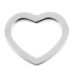 Heart Washer - SILVER