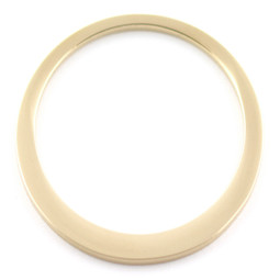 Offset Washer - X LRG (38mm) GOLD