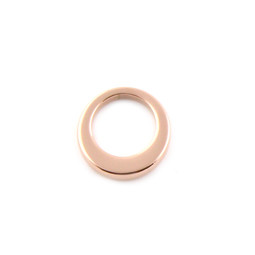 Premium Offset Circle - SML (18mm) ROSE