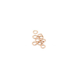 316-JR5R Jump Ring 5mm Rose