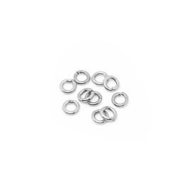 316-JRT7S Jump Ring Thick 7mm Silver