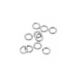 316-JRT8S Jump Ring Thick 8mm Silver