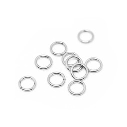316-JRT10S Jump Ring Thick 10mm Silver