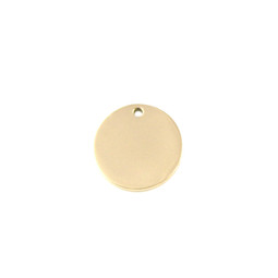 Premium Disc - XSML (15mm) GOLD